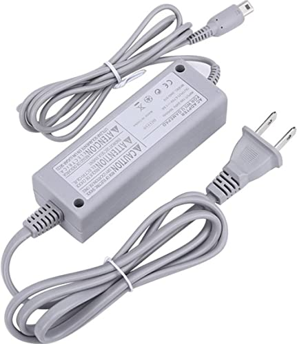 eBoot Gamepad Charger for Wii U, AC Adapter Wall Power Charger for Nintendo Wii U Gamepad