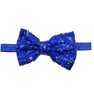 baby girl blue headband