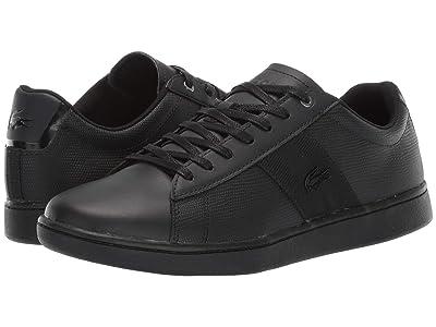Lacoste Carnaby Evo 119 5 SMA (Black/Black) Men