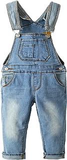 لباسهای شلوار جین و باریک شلوار آبی روشن و روشن کودک Kidscool قابل تنظیم