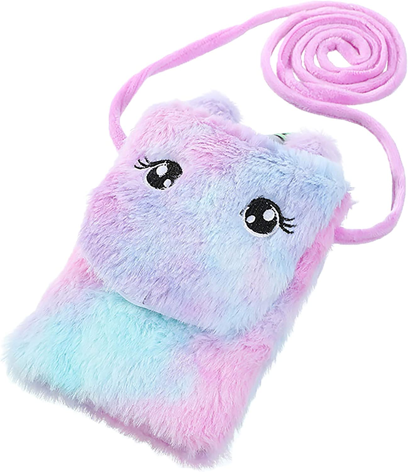 Animecos Plush Animal Fanny Pack Bags Waist Belt Cross Cute Max 90% OFF Shipping included