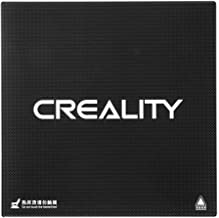 Official Creality 3D Ender 3 Ender 3 Pro Ender 5 Tempered Glass Upgraded Build Plate Printing Surface for Heated Bed 235x235mm