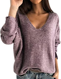 Cardigans Mujeres 3XL Sexy Hollow Out V-cuello Suéter de punto Otoño Manga Larga Candy Basic Tops Sueltos Suéteres y Jerséis