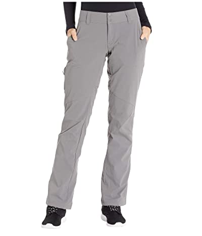 Columbia Saturday Trailtm Stretch Lined Pant 2 (City Grey) Women