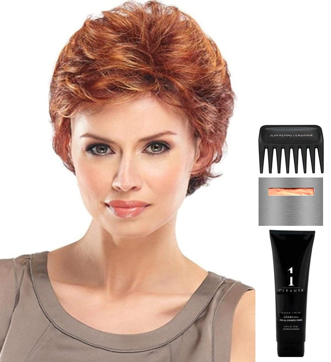 Max 78% OFF Bundle - 5 items: Gaby Wig by A Jon In a popularity Wigs Bo Christy's Renau Q