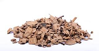DiamondKingSmoker European Barrel Chips Smoking Wood 100% All Natural Barbecue Smoker Chips for Grilling and BBQ | Made from Distillery Barrels for Premium Flavor Profile (Whiskey, 1.7 lbs)