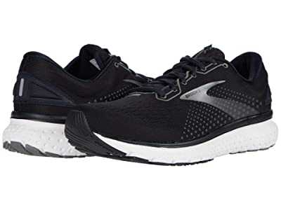 Brooks Glycerin 18 (Black/Pewter/White) Men