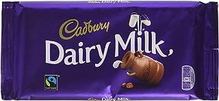 Cadbury Dairy Milk Bar Cadbury Dairy Milk Chocolate Candy Bar Imported From The UK England