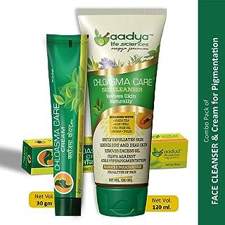 Aadya Life Chloasma Care Cream and Face Wash Combo Pack