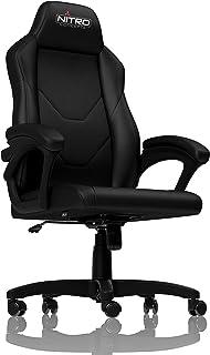 Nitro Concepts C100 Gaming Stuhl - schwarz