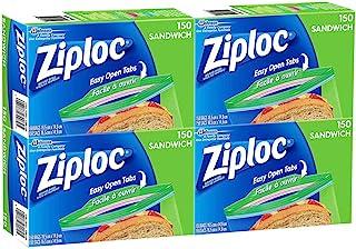 Ziploc Sandwich Bags - 600 Count