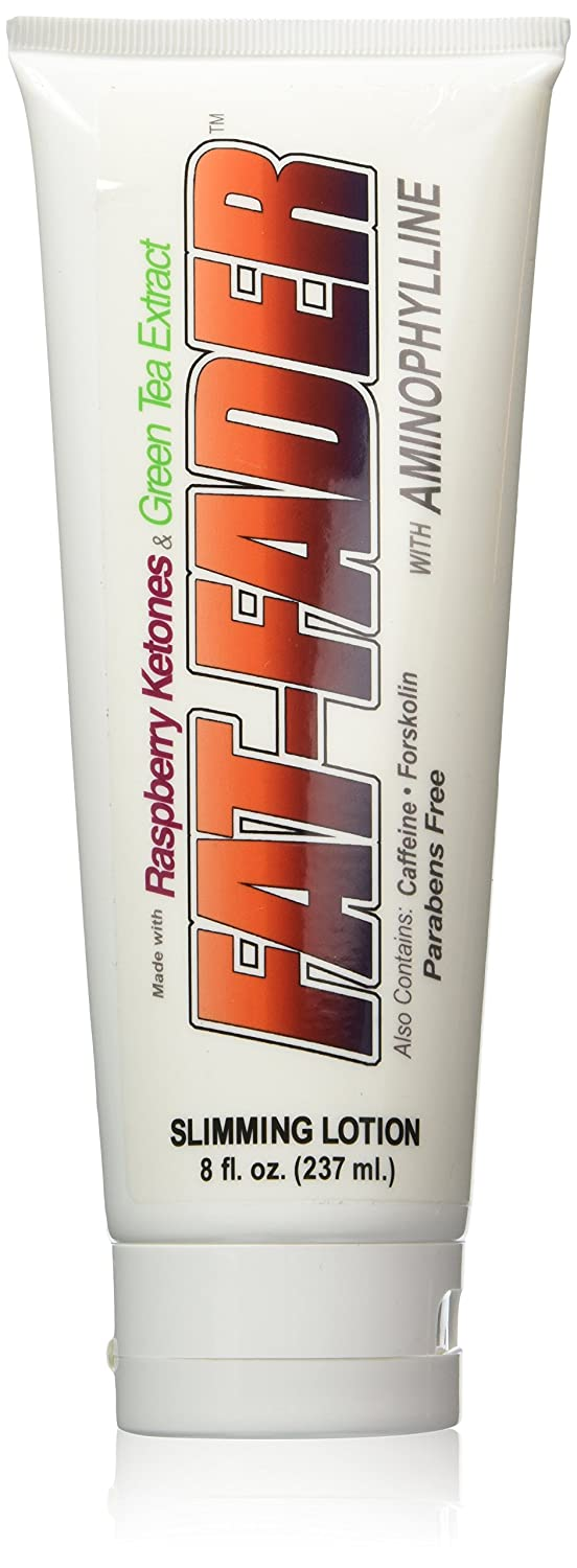 Fat-Fader Body Toning Lotion w Raspberry Sales for sale 2.5% Aminophylline Ke Branded goods