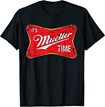 It's Robert Mueller Time Anti Trump 2019 Resist Tee Shirt