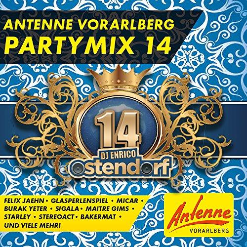 ANTENNE VORARLBERG Partymix Vol. 14 - Mixed by Enrico Ostendorf