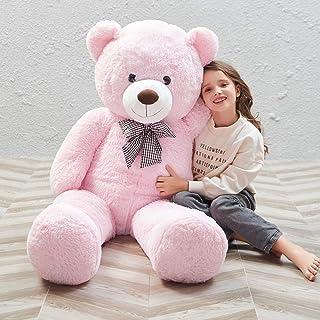 MorisMos Giant Teddy Bear Cute Soft Toys Teddy Bear for Girlfriend Kids Teddy Bear