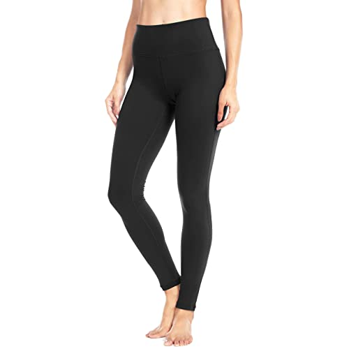 ac1ecf0670989 Queenie Ke Women Power Stretch Plus Size High Waist Yoga Pants Running  Tights Size S Color
