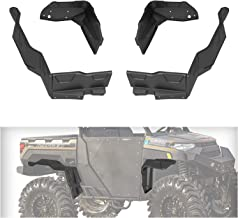 A&UTV PRO Extended Fender Flares Heavy Duty for Polaris Ranger XP 1000, Front & Rear,Extendeds out 4""
