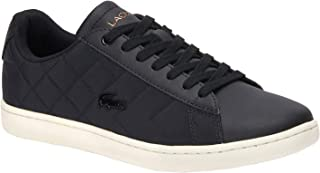 Lacoste Women's Carnaby Evo Textile Sneakers