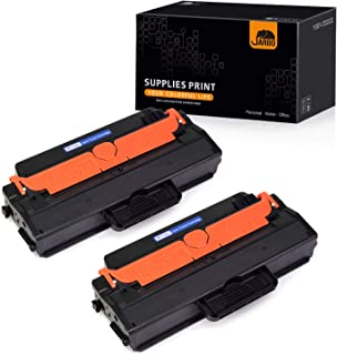 JARBO 2 Black Compatible for Samsung 103L MLT103 MLT-D103L MLTD103L Toner Cartridges High Yield, Use with Samsung ML-2955ND ML-2955DW ML-2950ND SCX-4729FW SCX-4729FD Printer