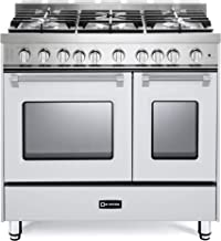 Best white double oven gas range Reviews