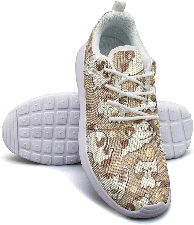 Söta valpar och och och kattungar som springaaer skor med stora fötter 9  spara 60% rabatt och snabb frakt över hela världen