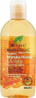 Dr Organic Manuka Honey Micellar Cleansing Water, 200 ml