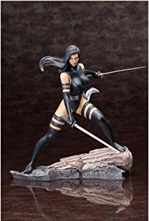 Kotobukiya Marvel Comics X-Force Psylocke Fine Art Statue