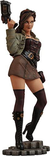 [UK-Import]Femme Fatales Steam Punk Lexi PVC Statue