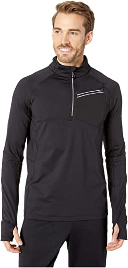 Flex 1/4 Zip Base Layer Top