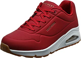 Skechers Womens Uno Stand on Air Shoes, Color: