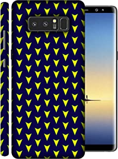 Color King Samsung Note 8 Case Shell Cover- Arrows, Multi Color