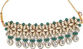 Stylish Wedding Choker Jewellery Necklace Set For Women by YCAJ YC ART JEWELLERS