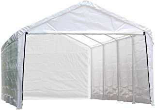 ShelterLogic 12-Feet Super Max Canopy Accessories Enclosure Kit