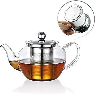 Mejor Loose Tea Infuser Pot de 2020 - Mejor valorados y revisados