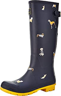 wellies lined dog boots