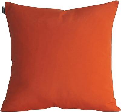 Blindecor 8434363026384 Housses de Coussin, Tissu, Marron, 45 x 45 cm