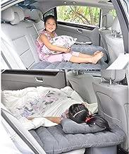 Kawachi Car Travel Inflatable Sofa Mattress Air Bed Cushion Camping Bed Rear Seat With Pillow And Pump