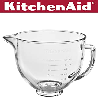 Best kitchenaid 5qt glass bowl Reviews