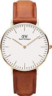 Daniel Wellington Classic Durham, 40mm, Leather, for Men
