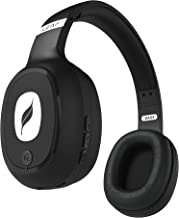Leaf Bass Wireless Bluetooth Headphones with Hi-Fi Mic and 10 Hours Battery Life, Over Ear Headphones with Super Soft Cush...