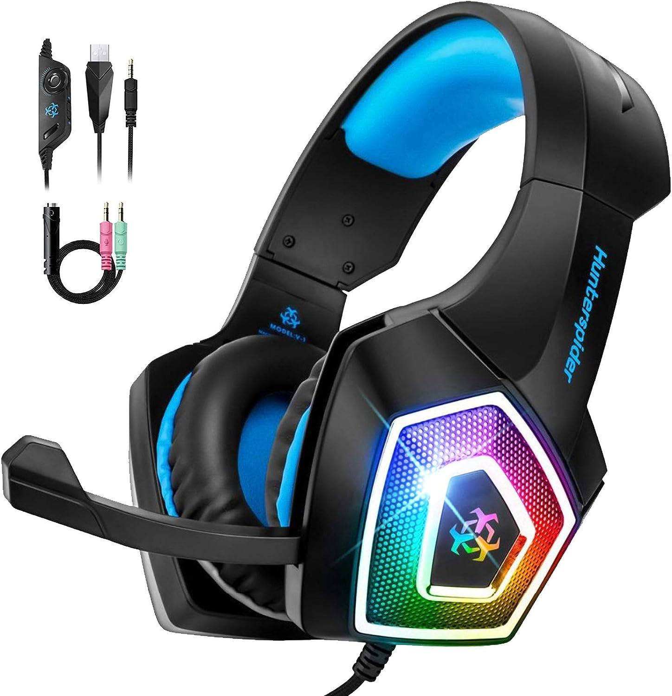 Auriculares Gaming Goigrn con cancelación de ruido por sólo 9,99€ usando el #código: VOVX3F2Z