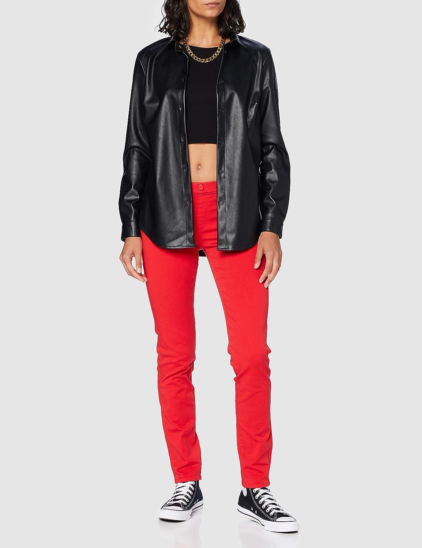Love Moschino Hosen Pantalon décontracté Femme Red