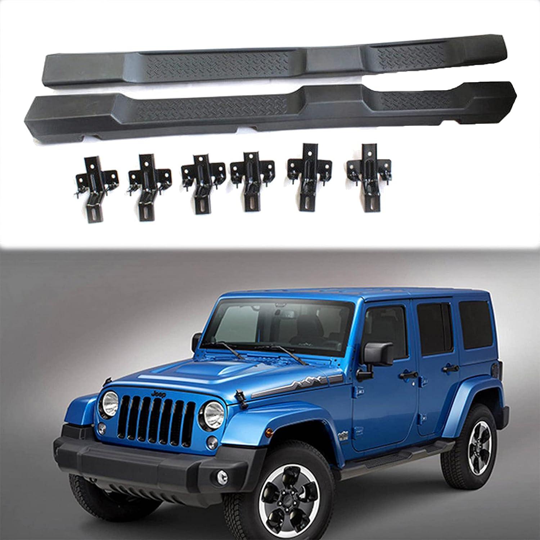 Denver Mall Low price WJYCGFKJ Trail Armor for Jeep Wrangler 2011-2017 Hatchback Sedan