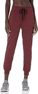 Amazon Essentials pantalones de correr para mujer con tecnología cepillada y elástico