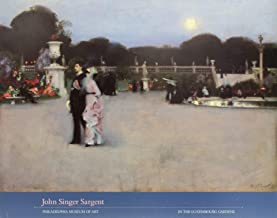 Sargent Singer John, in The Luxembourg Gardens''