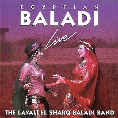 Egyptian Baladi Live