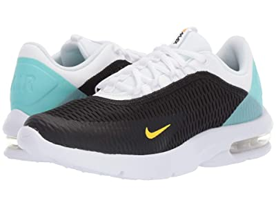 Nike Air Max Advantage 3 (Black/Yellow/Green) Women