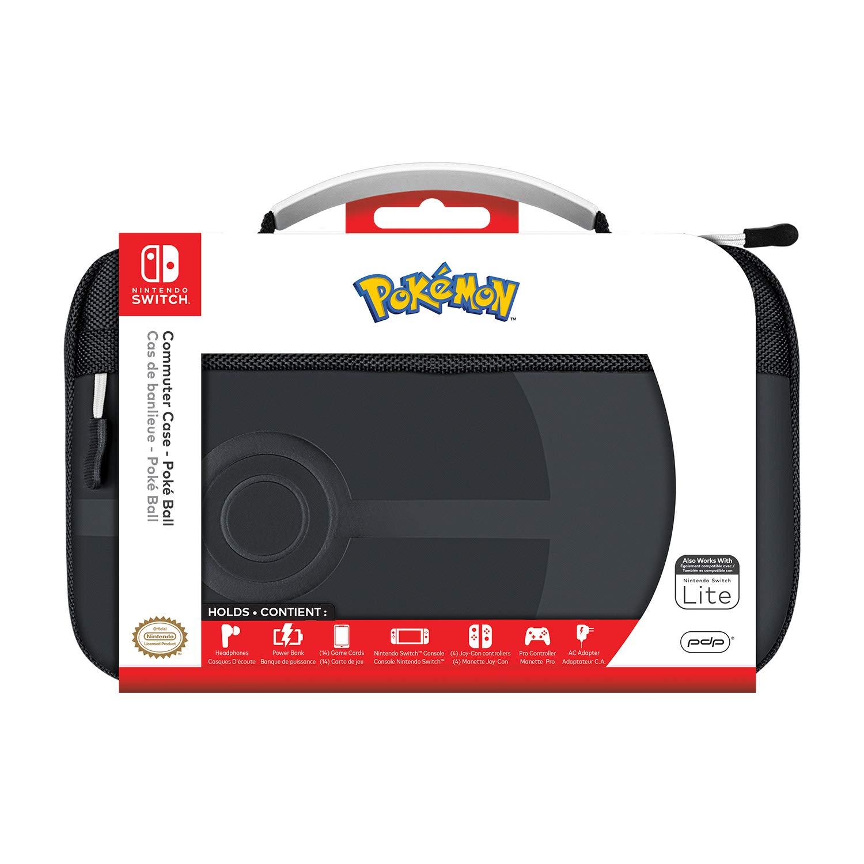 PDP - Funda De Viajero, Edición Poke Ball Elite (Nintendo Switch): Amazon.es: Videojuegos