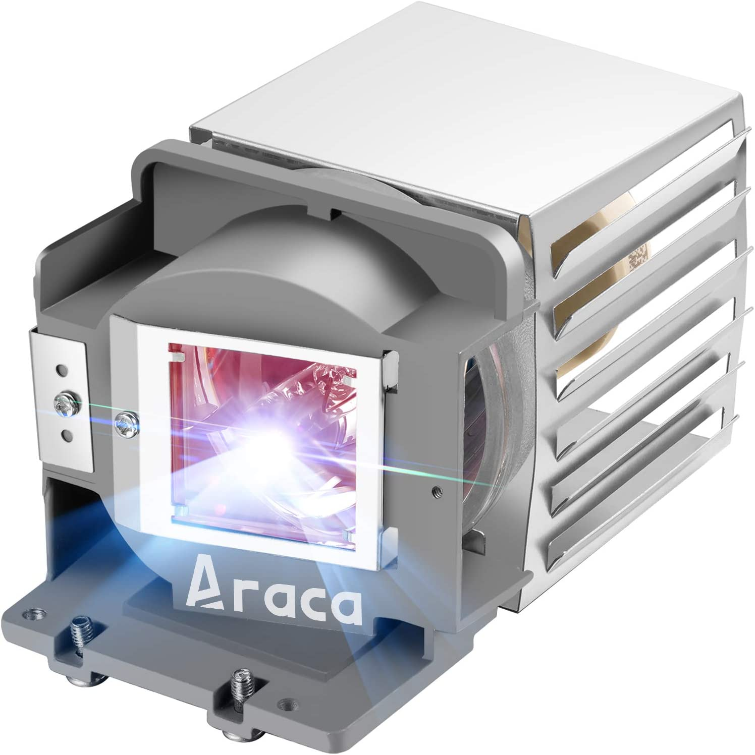 Araca for SP-LAMP-083 Projector Lamp with Housing for IN126ST IN124ST IN122ST Replacement Projector Lamp