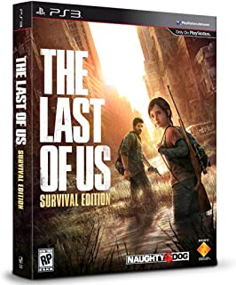 The Last of Us: Survival Edition - Playstation 3